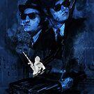 Blues Brothers Detroit by AndresAlvarez