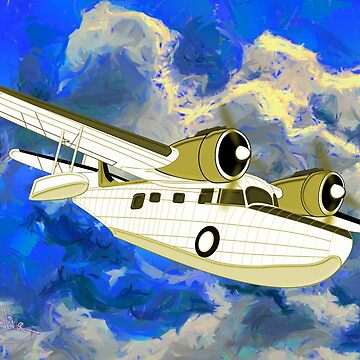 Grumman Goose the Flying Yacht by ZipaC