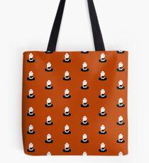 Mahogany Monk Tote Bag