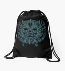 Deathknight Crest Drawstring Bag