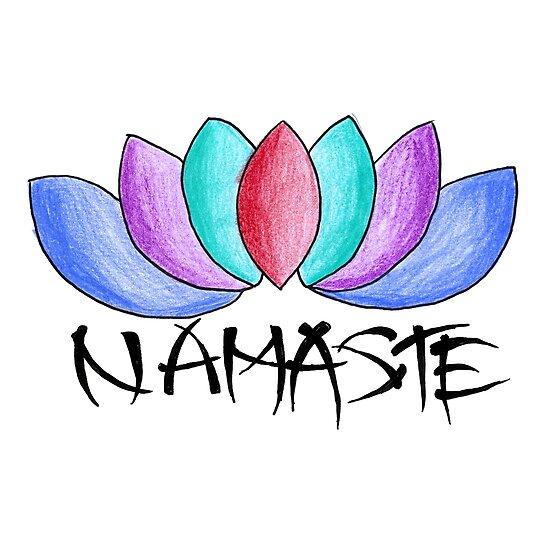 Namaste hinduism buddhism lotus flower art photographic prints by namaste hinduism buddhism lotus flower art by highartdesigns mightylinksfo