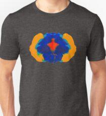 Tintenklecks Geist Unisex T-Shirt
