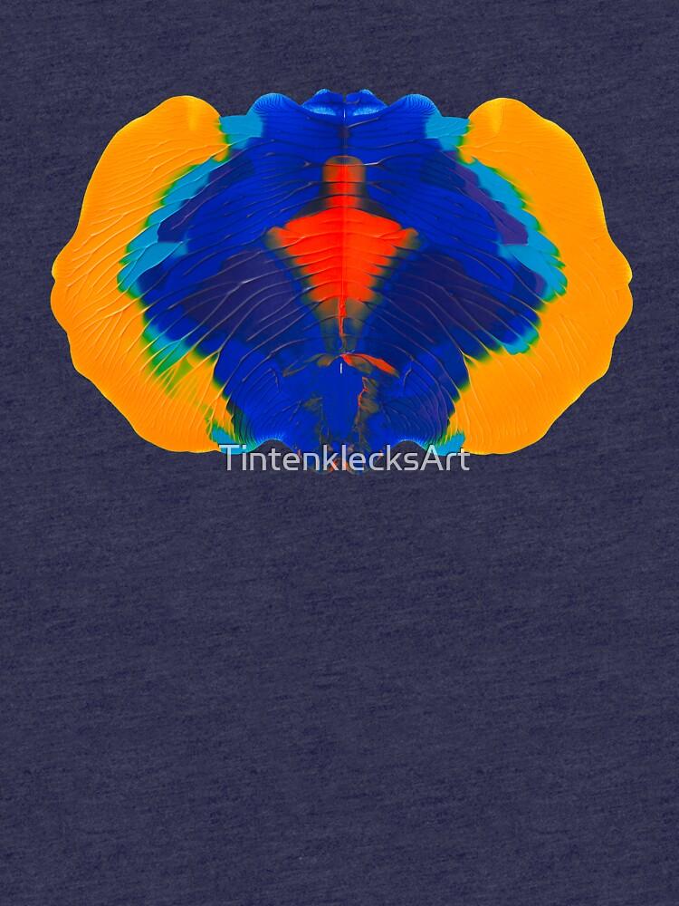 Tintenklecks Geist von TintenklecksArt