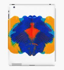 Tintenklecks Geist iPad-Hülle & Skin