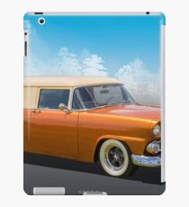 50s Delivery iPad Case/Skin