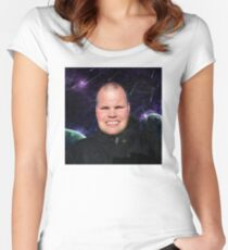 Frankie MacDonald  Women's Fitted Scoop T-Shirt