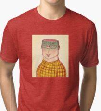 Anthony Fantano Melonhead Tri-blend T-Shirt