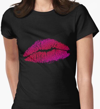 Lips kiss love sex T-Shirt