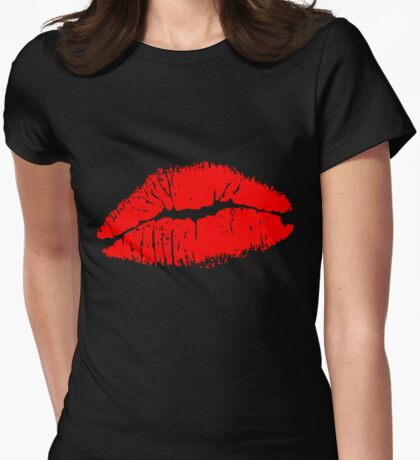 Big Red Lips T-Shirt