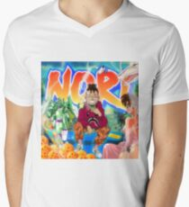 Ronnie Flex - Nori Men's V-Neck T-Shirt