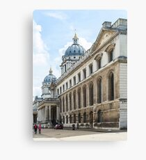 Greenwich View Canvas Print