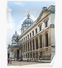 Greenwich View Poster
