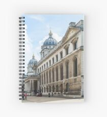 Greenwich View Spiral Notebook