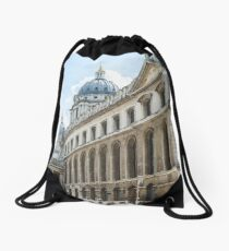 Greenwich View Drawstring Bag