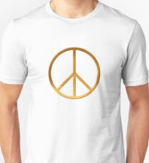 PEACE  Symbol - 60th Birthday 21 Feb. 2018 Unisex T-Shirt