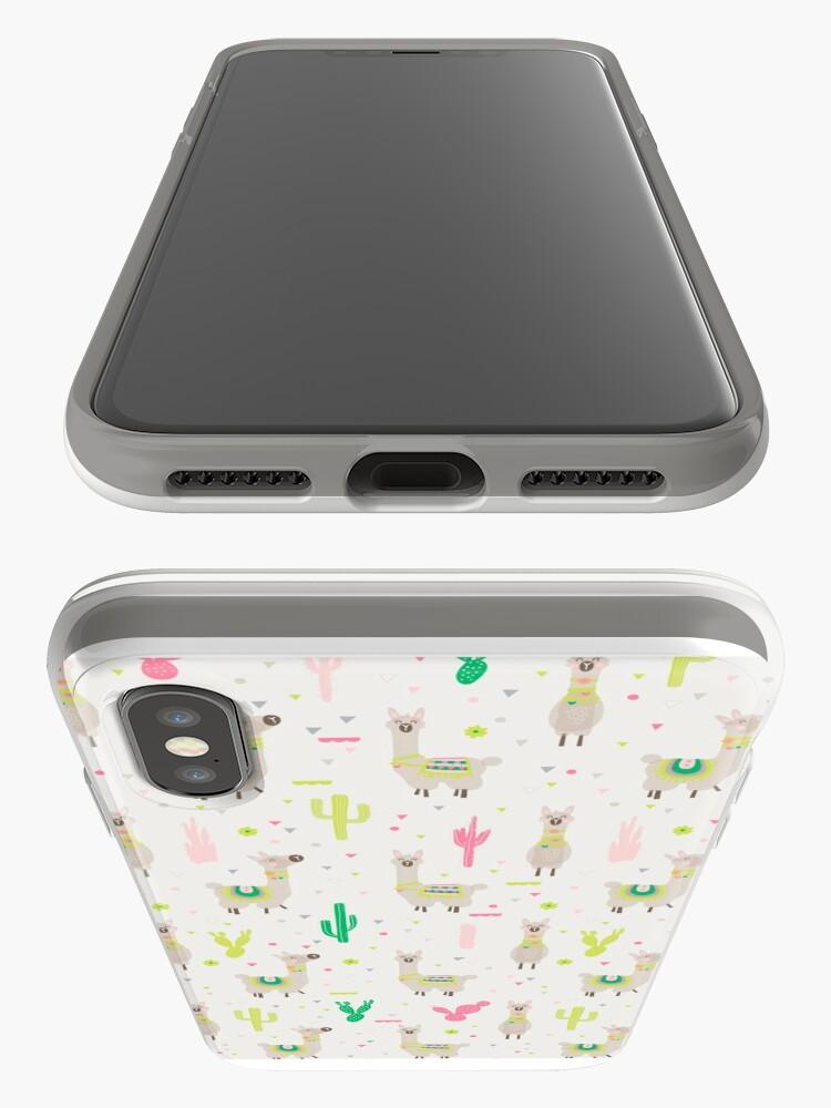 Alternative Ansicht von Lama iPhone-Hüllen & Cover