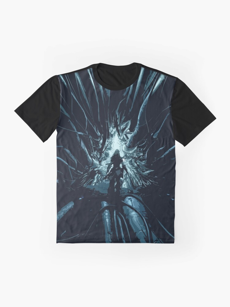 Alternate view of Horizon Cauldron Graphic T-Shirt