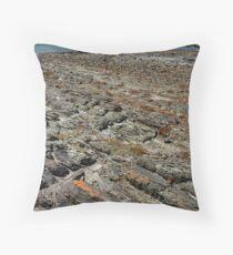photoj Tasmania North Sea Waterscape Throw Pillow