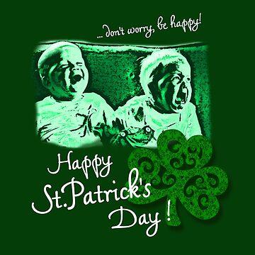 Happy St. Patrick's Day! by Irish-Nostalgia