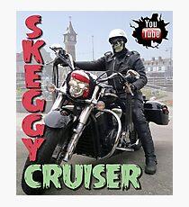 Skeggy Cruiser Photographic Print