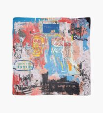 Basquiat Style 2 Scarf