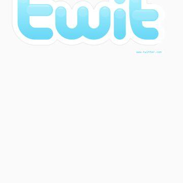 Twitter Twit by gb96
