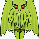 Funny but Scary Cthulhu by Framiq