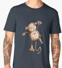Little Climbing Monkey Men's Premium T-Shirt