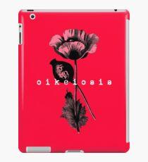 oikeiosis iPad Case/Skin