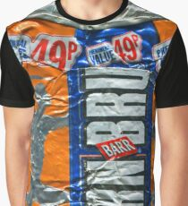 IrnBru - crushed tin Graphic T-Shirt