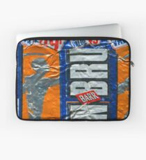 IrnBru - crushed tin Laptop Sleeve