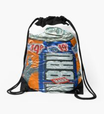 IrnBru - crushed tin Drawstring Bag