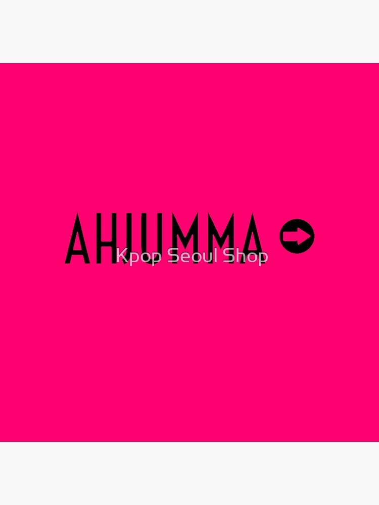 AHJUMMA - Rosa von CynthiaAd