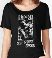 Kick Only - Old School Biker Baggyfit T-Shirt