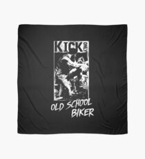 Kick Only - Old School Biker Tuch