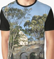 Queensland University - beautiful sandstone Graphic T-Shirt