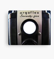 Argoflex Seventy Five Canvas Print