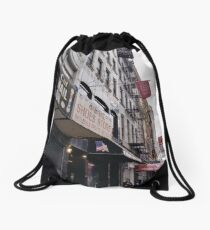 Building Drawstring Bag