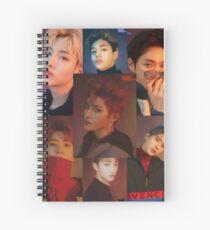 NCT U BOSS 03 Spiral Notebook
