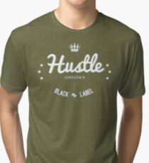Hustle Athletics Black Label Tri-blend T-Shirt