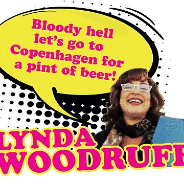 Eurovision: Lynda Woodruff (Copenhagen) by zenorac7