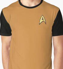 Star Trek - Gold Graphic T-Shirt