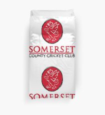 Somerset County Cricket Club Duvet Cover