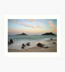 headlands Art Print