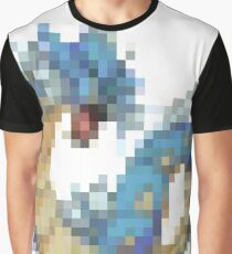8-bit Pokemon Graphic T-Shirt