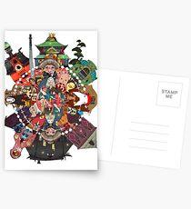 Spirited Away Cartes postales