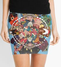 Spirited Away Mini Skirt