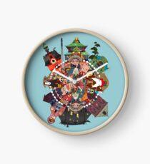 Spirited Away Clock