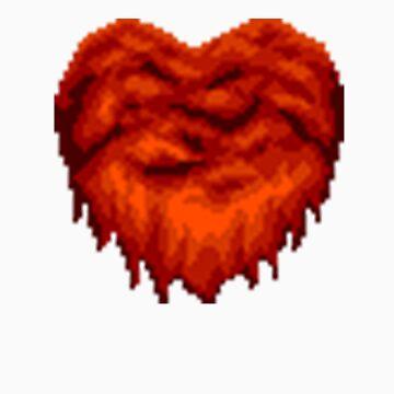 dying heart by musyawawee