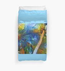 Hamoa coconuts Duvet Cover